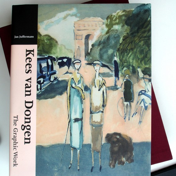 Kees van Dongen – the graphic work