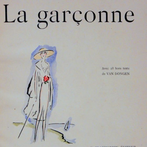 La Garconne – Illustrated by Kees van Dongen