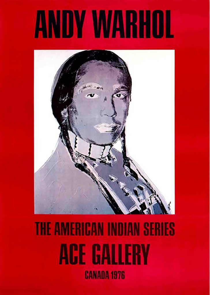 American Indian, rood